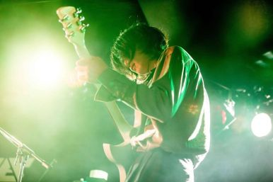 No Buses @ Lucie,Too x FEVER After School festival | Photography: Shoko Ishizaki (石崎祥子)