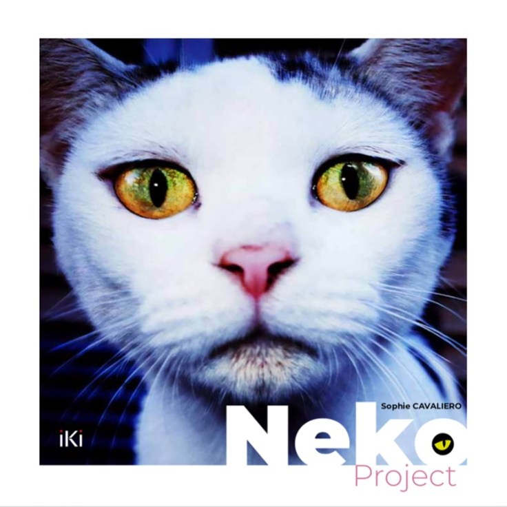 Neko Project book cover published by Iki