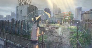 Scene from Weathering With You Makoto Shinkai © 2019 TOHO CO., LTD. / CoMix Wave Films Inc.