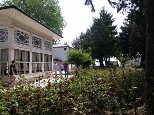 Garden, Topkapi Sarayi