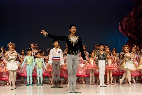 Cheng Ballet Academy Reverance 2014, UCC Theatre
