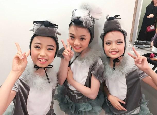 with Kotomi & Nene