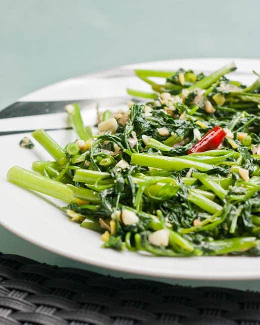 Morning Glory Vegetable : morning, glory, vegetable, Morning, Glory, Recipe, {Gluten-Free,, Dairy-Free}