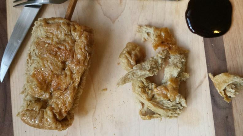 Vegan Turkey Leg