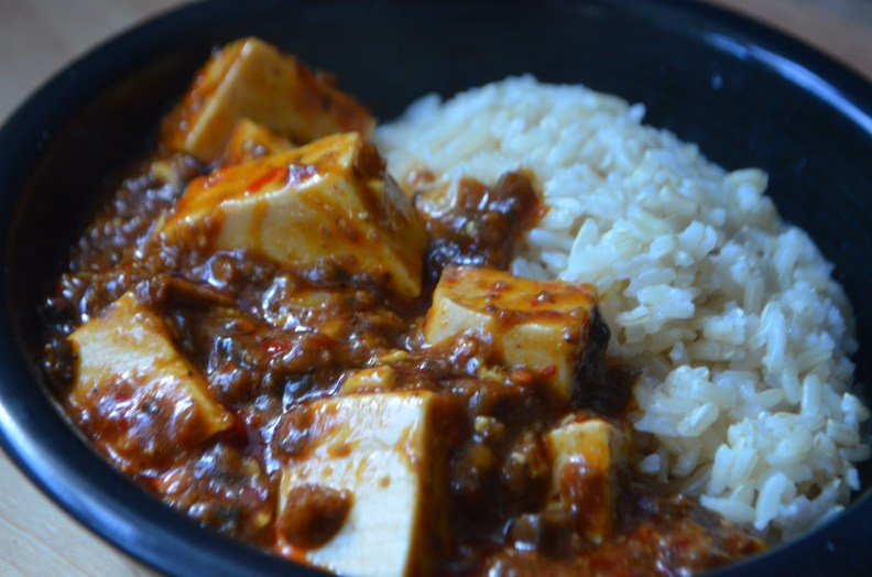 Mapo Tofu-Revisited
