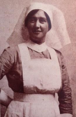 Nurse Elizabeth O'Farrell