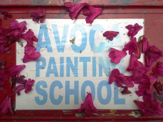 2020 avoca painting achool update