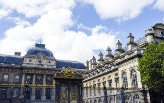 tribunal pour divorce, le TGI de Paris