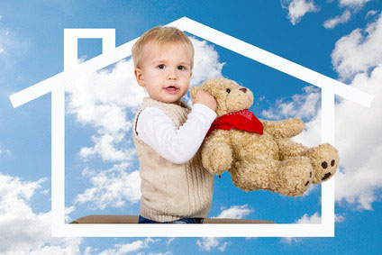 Garde des enfants, la résidence habituelle de l'enfant