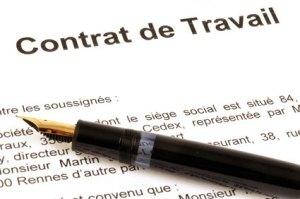 contrat de travail
