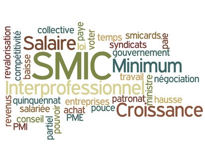 SMIC : salaire minimum d'insertion