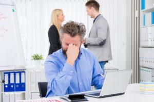 Inaptitude, maladie et harcèlement