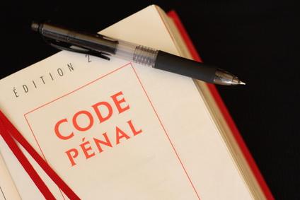 droit pénal code pénal