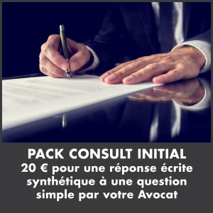 Pack Consult Initial