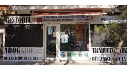 OFICINA ABOGADO GABRIEL RADU EN COSLADA, ABOGADO RUMANO EN MADRID