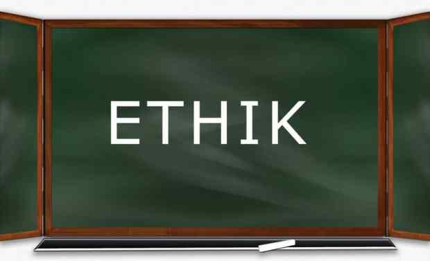 Ethik Tafel