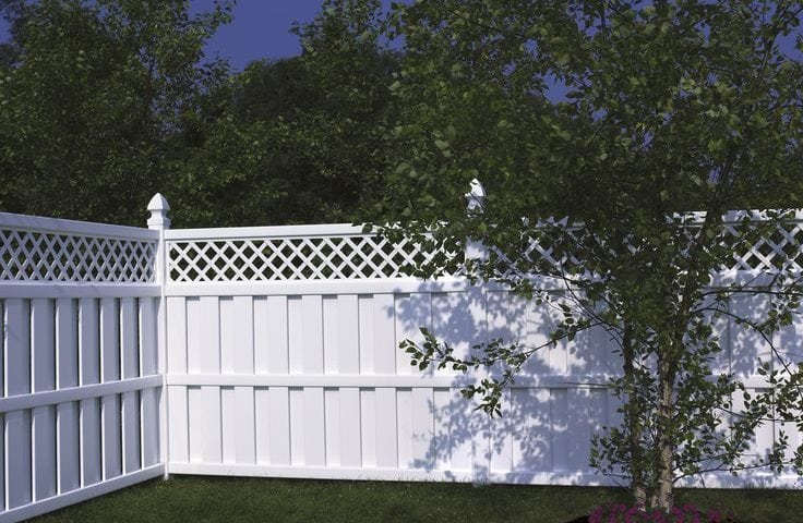 Fence To Last A Lifetime: Bufftech® Limited Lifetime Vinyl