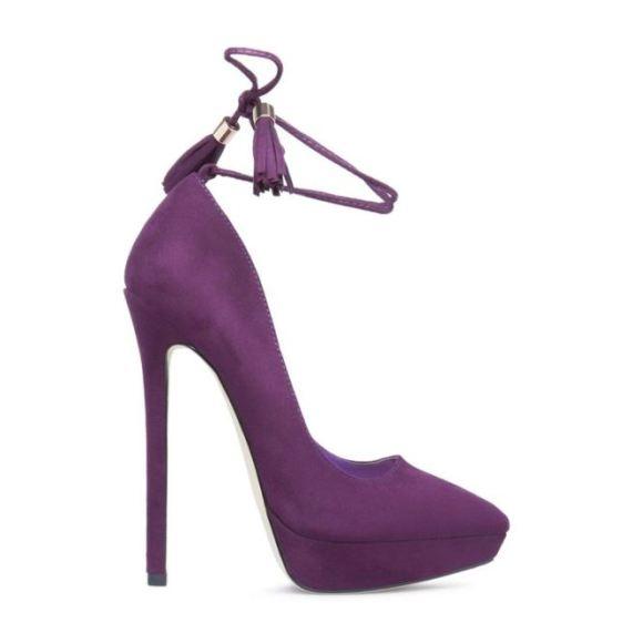 Verlena : Loving the purple hue