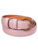 This blush belt would be a cute addition to my collection.
