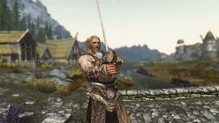 The Art of the Catch mod for Skyrim by Chesko