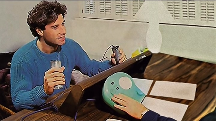 Going Clear: Young John Travolta being audited