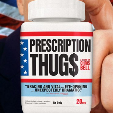 Prescription Thugs by Chris Bell