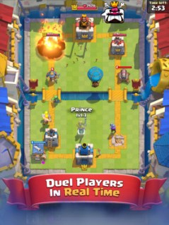 PvP in Clash Royale