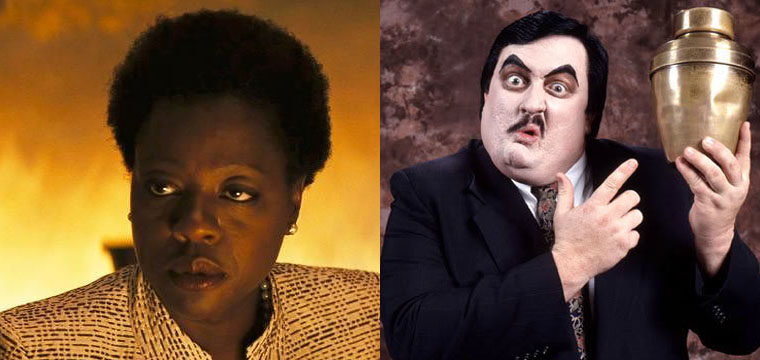 Amanda Waller and Paul Bearer: Both controlled big baddies with artifacts.