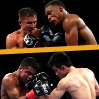 Golovkin vs. Jacobs and Gonzalez vs. Sor Rungvisai