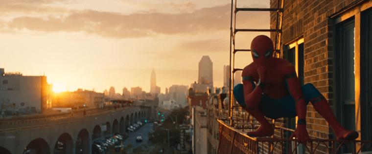 Spider-Man: Homecoming: Screenshot 01