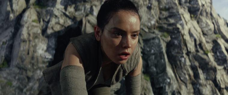 Star Wars: The Last Jedi — Rey