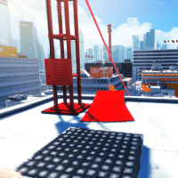 Mirror's Edge Time Trial