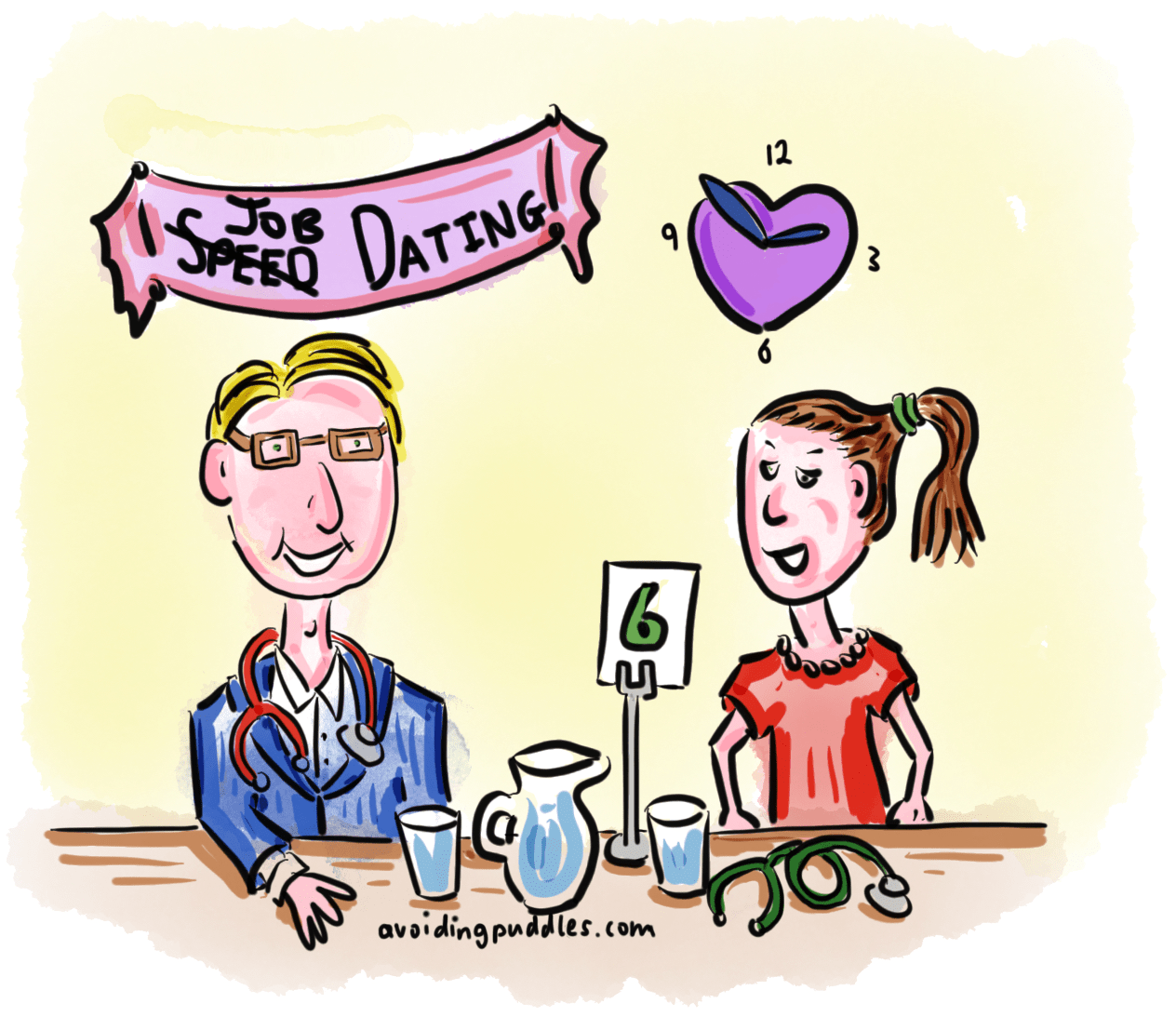 Speed dating mainz