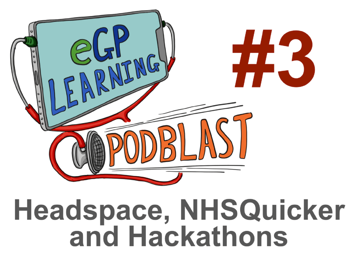 eGPLearning PodBlast Episode 3 December 2017