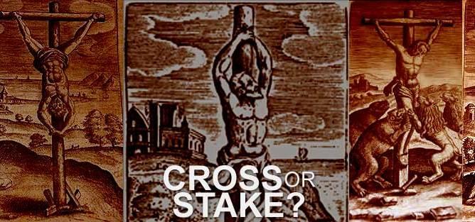 Did Jesus die on a Cross or Stake?