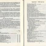 Watchtower Price List 1985