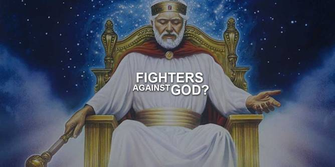 Fighters Against God