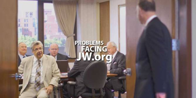 Problems facing JW.org