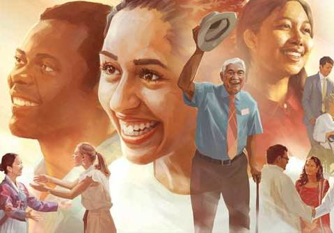 Love Never Fails Regional Convention of Jehovah's Witnesses