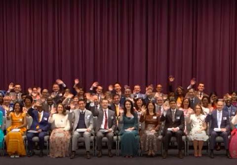 148thg Class of Gilead Graduation