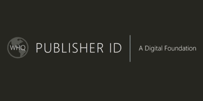 Publisher ID Jehovah's Witnesses