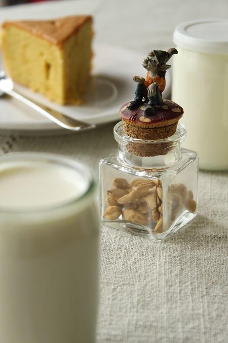 Yaourt maison vanille cardamome