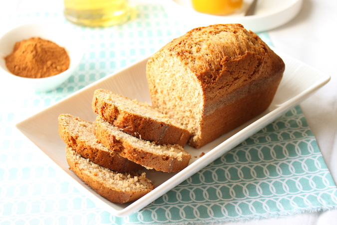 pain d'épices sans oeuf sans beurre sans lactose