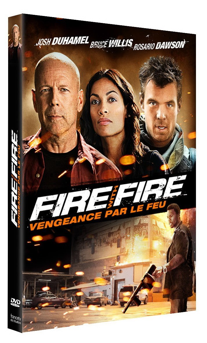 Fire With Fire : Vengeance Par Le Feu : vengeance, Fire,, Vengeance, Critique