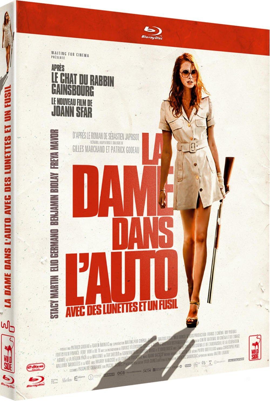 La Dame Dans L'auto Avec Des Lunettes Et Un Fusil Streaming : l'auto, lunettes, fusil, streaming, L'auto, Lunettes, Fusil, Blu-ray