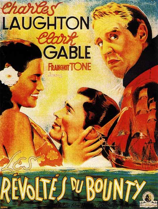 Les Révoltés Du Bounty 1935 : révoltés, bounty, Révoltés, Bounty, (1935), Critique