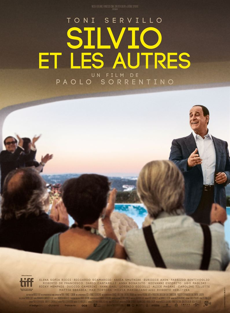 Silvio Et Les Autres Critique : silvio, autres, critique, Silvio, Autres, Paolo, Sorrentino, Critique