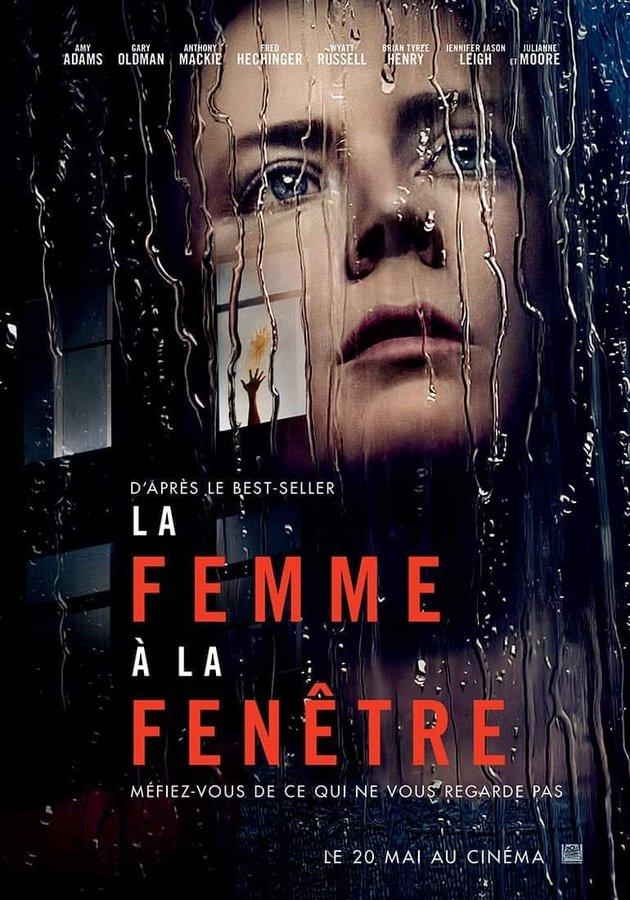 La Femme A La Fenetre : femme, fenetre, Femme, Fenêtre, Wright, Critique