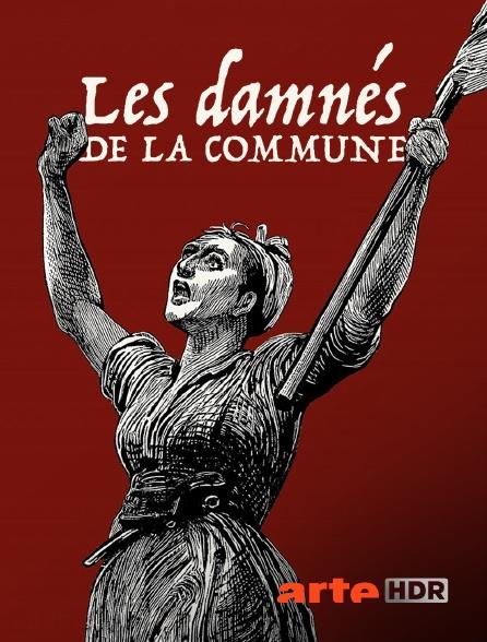 La Commune De Paris Documentaire : commune, paris, documentaire, Hommage, Damnés, Commune