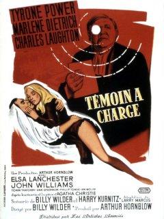 Témoin à Charge Agatha Christie : témoin, charge, agatha, christie, Témoin, Charge, Critique
